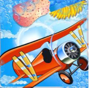 plane wash